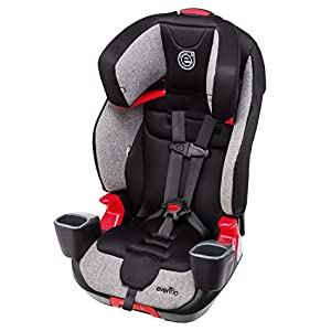 Evenflo Transitions 3-in-1 Combination Booster Seat, Legacy from Evenflo