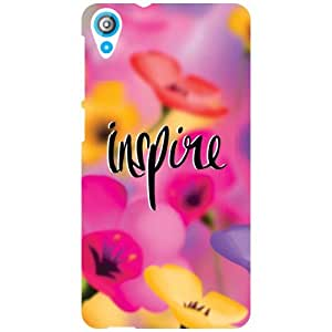 HTC Desire 820Q Back Cover - Inspire Designer Cases