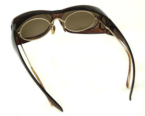 Lenscovers Sunglasses Wear Over Prescription Glasses 100