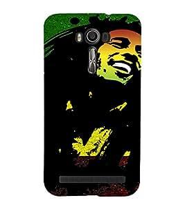 EPICCASE Live and let live Mobile Back Case Cover For Asus Zenfone 2 Laser ZE601KL / Asus Zenfone 2 Laser ZE601KL (6 Inches) (Designer Case)