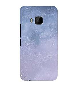 EPICCASE Grey Sky Mobile Back Case Cover For HTC One M9 (Designer Case)