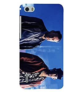 PRINTSHOPPII HOLLYWOOD MOVIES Back Case Cover for Huawei Honor 6