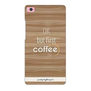 Designer Phone Covers - Xiaomi Redmi Mi4i-okbutfirstcoffee