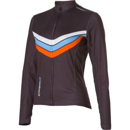 Buy Low Price Capo Ispra Jersey Long-sleeve – Women's (B005J39SP6)