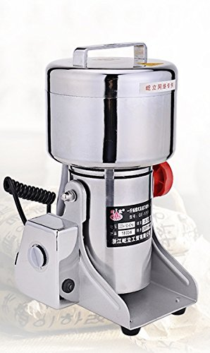 1000G Stainless Steel Electric High-Speed Grinder Mill For Grinding Various Grains Mill Herb Grinder,Pulverizer 110V