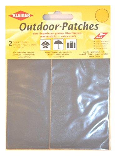 kleiber-patchs-nylon-autocollants-pour-reparations-gris-fonce