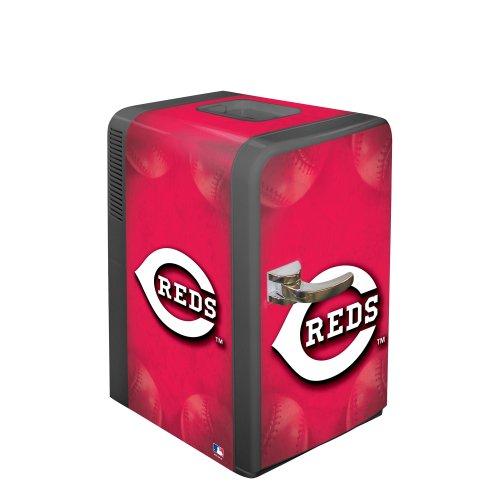 Mlb Cincinnati Reds Portable Party Refrigerator front-573800
