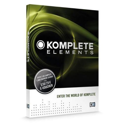 Native Instruments Komplete Elements Soft Synth