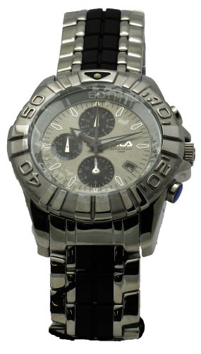 Fila FA0794.42 Men's Stainless Steel Chronograph Watch with Date Window