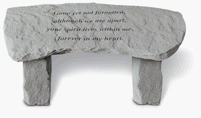 Not Forgotten Bench