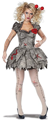 Voodoo Dolly Sexy Adult Costume
