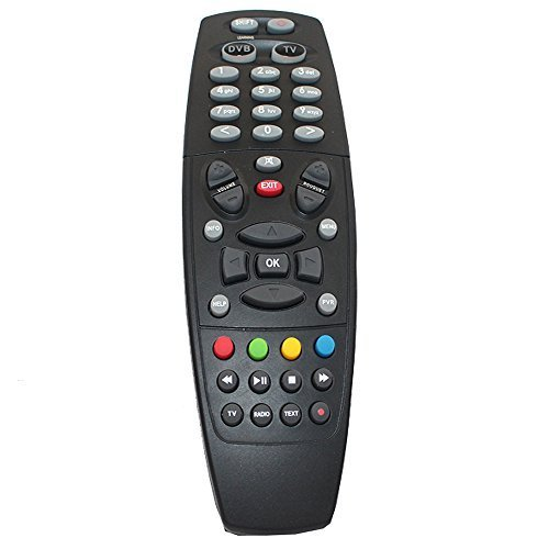 AneWish Replacement Remote Control For Dreambox DM800 DM800SE 500HD DM8000 DM800HD