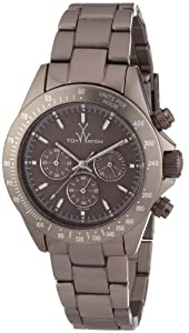 ToyWatch Unisex-Armbanduhr Chronograph Aluminium ME15PW