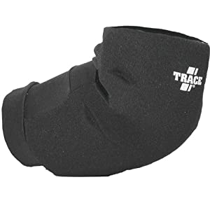 Trace Football Adult Elbow-Arm Guard (Black, M)