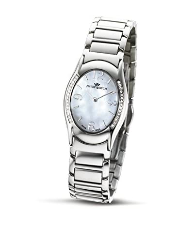 Philip Watch Reloj Jewel Plateado 36 mm