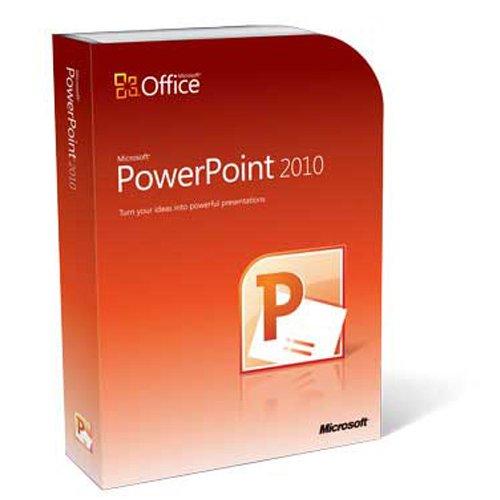 Microsoft PowerPoint 2010 (PC DVD)