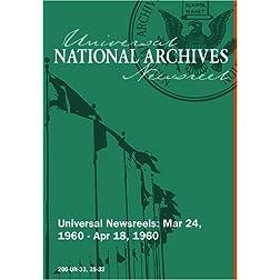 Universal Newsreels Vol. 33 Release 25-32 (1960)