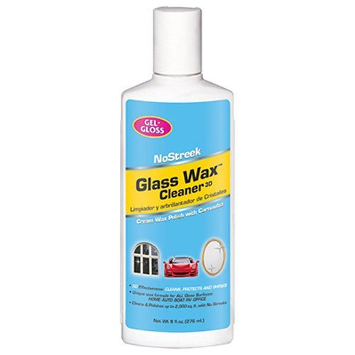 3 PACK OF GEL GLOSS GLASS WAX POLISH (Tr Industries Glass Polish compare prices)