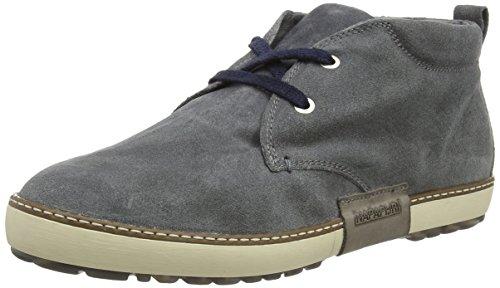 Napapijri Buddy, Sneaker alta uomo, Grigio (Grau (antracite N81)), 44
