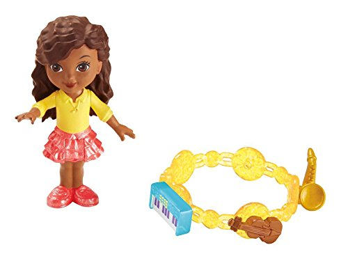 Fisher-Price Dora and Friends - Emma's Music Adventure Charms - 1