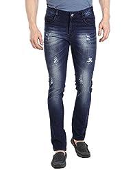 Fever Men's Jeans (211677-1-30_Dark Blue)