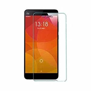 SNOOGG Pack 6 Xiaomi Mi 3Full Body Tempered Glass Screen Protector [ Full Body Edge to Edge ] [ Anti Scratch ] [ 2.5D Round Edge] [HD View] - White