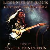 echange, troc Uli jon roth - Legends of rock - live at castle donington