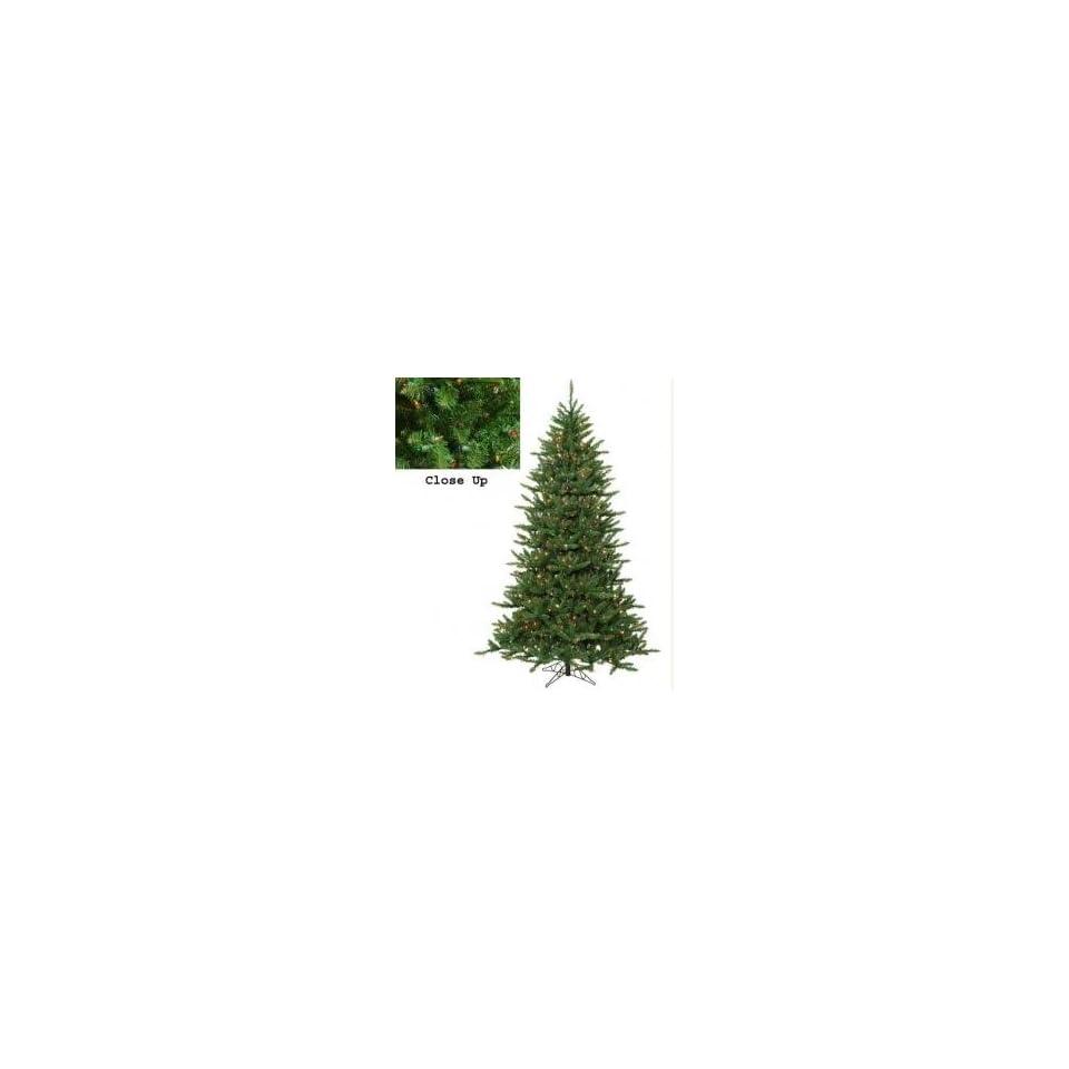 10 Pre Lit Frasier Fir Artificial Christmas Tree & Rolling Stand   Multi Lights