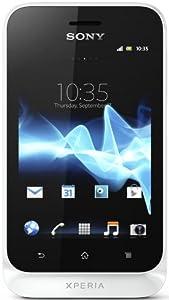 Sony Xperia Tipo ST21A Unlocked Android Phone--U.S. Warranty (White)