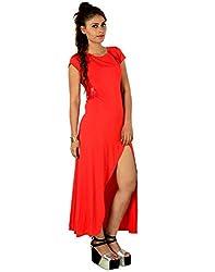 Designeez Women's Maxi Dress