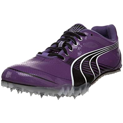PUMA Women's Complete TFX Sprint 3 Track Spike, Fluorescent Purple