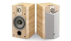 Focal Chorus 705V Bookshelf Speakers LIGHT WALNUT (Pair)