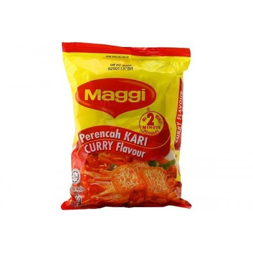 Instant Noodle Curry Flavor (Perencah Kari) - 3.03oz (Pack of 30)