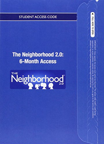 Neighborhood 2.0 -- Access Card (6 months)