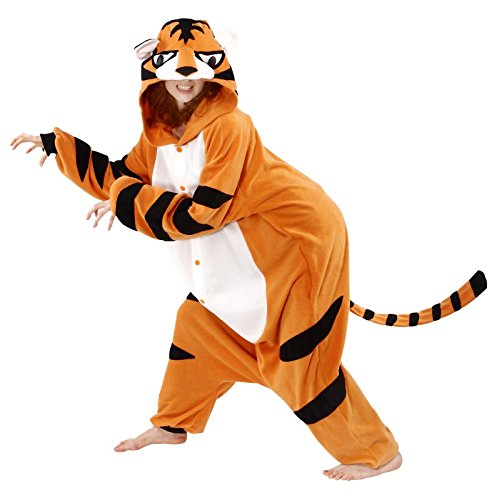 Costume Evolution Unisex Tiger Adult Costume