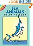 Sea Animals Coloring Book