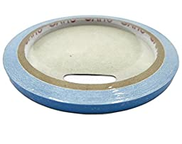 Nuvo Noodle Self Adhesive Tape Whiteboard Grid Gridding Marking Tape 5mm Sky Blue