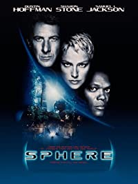 Sphere ( BluRay ) Science Fiction, Thriller * Samuel L. Jackson