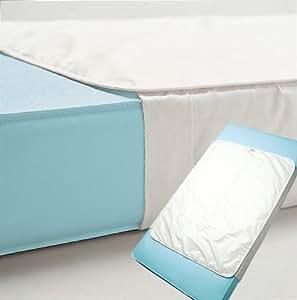 Amazon Kushies Crib to Twin Bed Waterproof Mattress
