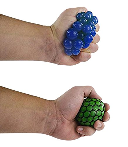 Find Cheap Mesh Squishy Ball (Pack of 12)