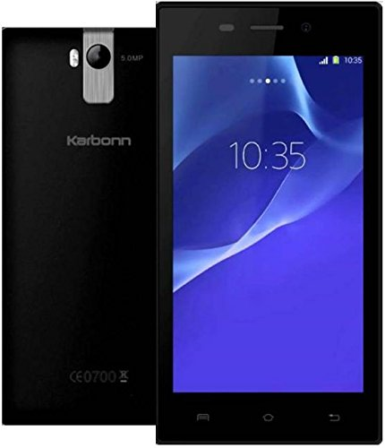 Karbonn A6 Turbo (Black) Just Rs 4,265 Only Hurry Up To Claim This Offer Now