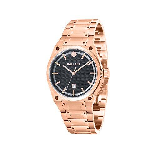 Ballast Men's BL-5102-55 VALIANT Analog Display Swiss Made Watch