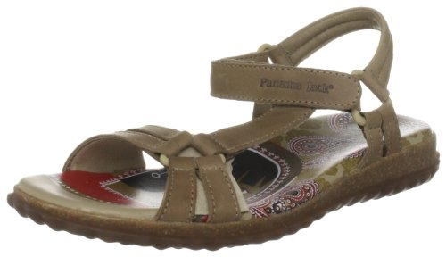 Panama Jack Women's Alina Napa Gras Taupe Fisherman AS25B83800 6 UK, 38 EU