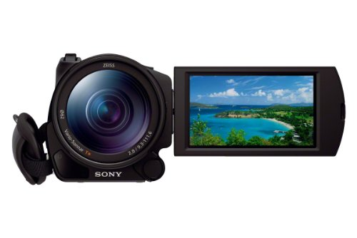 Buy Discount Sony FDR-AX100/B 4K Video Camera with 3.5-Inch LCD (Black)