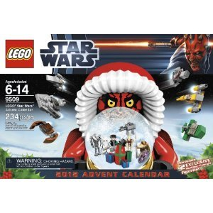 LEGO 2012 Star Wars Adventskalender 9509 (import)