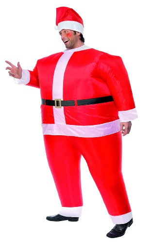 Smiffy'S Santa Claus Inflatable Costume