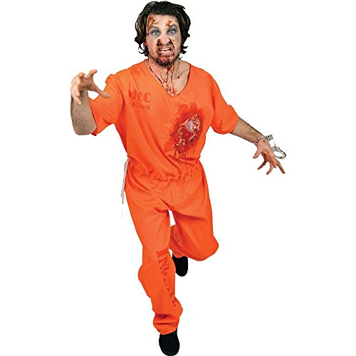 Morphsuits Men's Morphcostume Co Beating Heart Prisoner Digital Male Costume