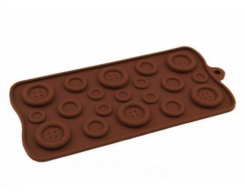 New Cake Mold Chocolate Craft Candy Soap Baking Bakeware Diy Mold front-542549