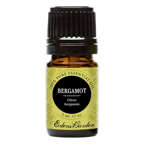 Bergamot 100% Pure Therapeutic Grade Essential Oil by Edens Garden- 5 ml