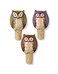 bottle stopper owl chii